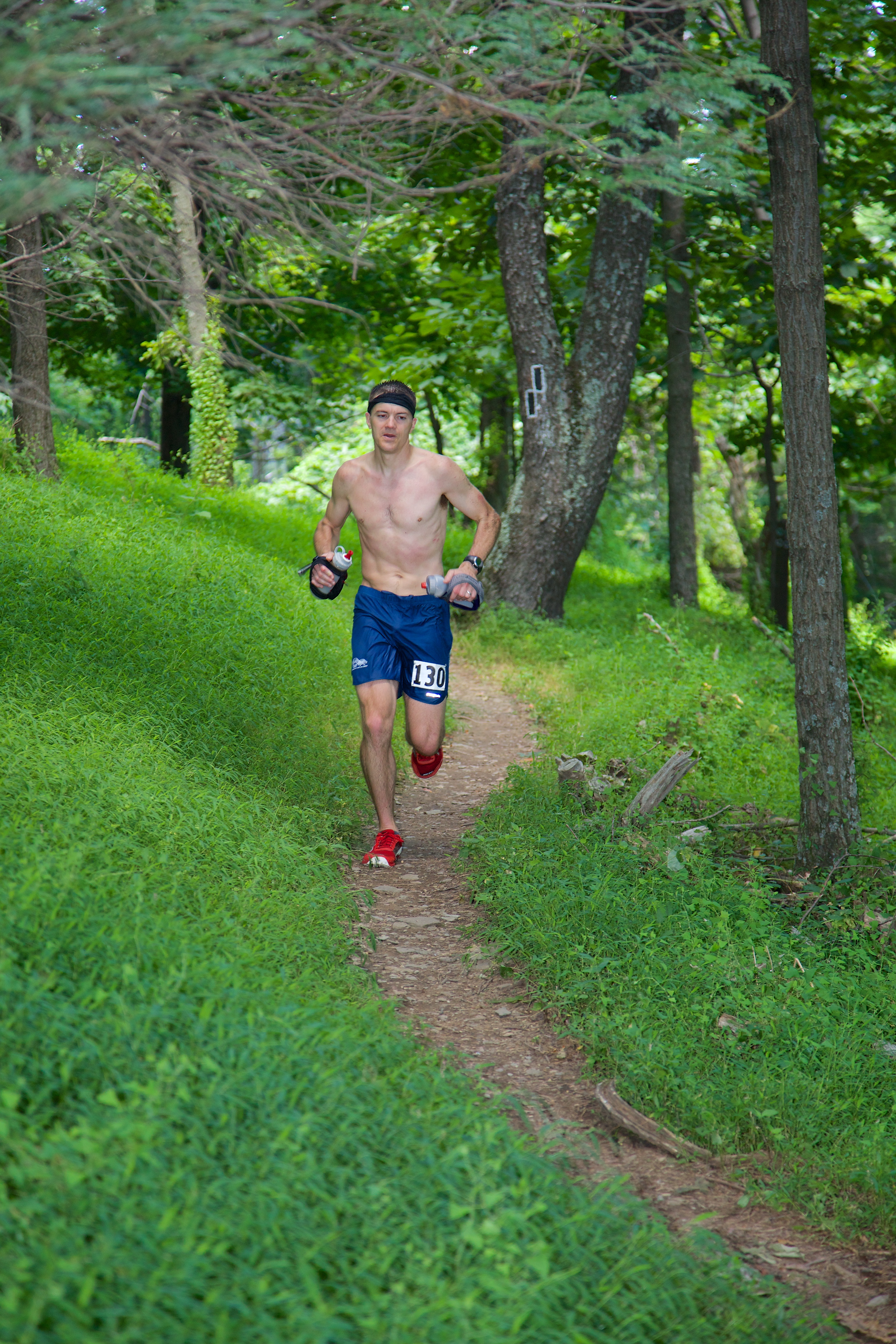 catoctin 50k trail run 380
